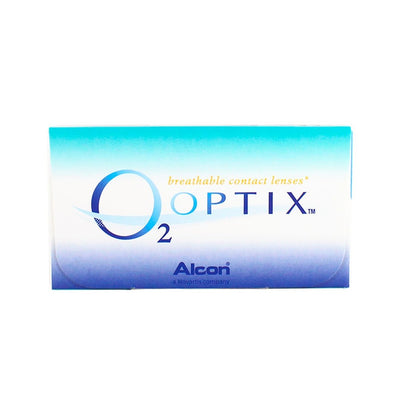 O2 Optix Monthly 6pcs Contact Lenses - Vision Express Optical Philippines