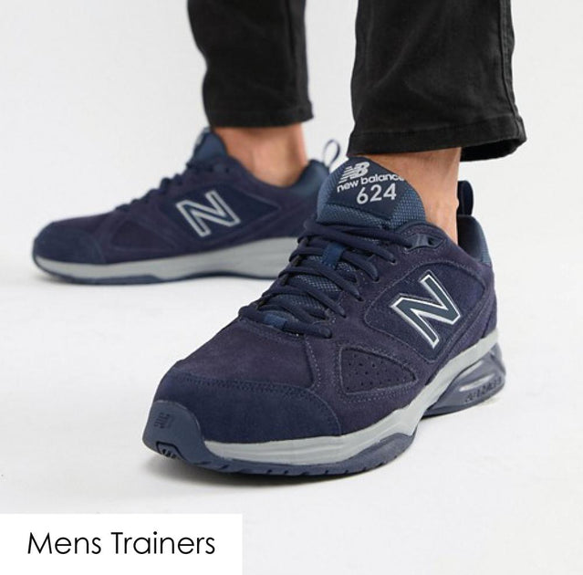 Wider Fit Trainers For Wide Feet | Wide