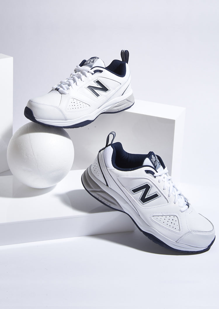 Mens New Balance Wide Trainers