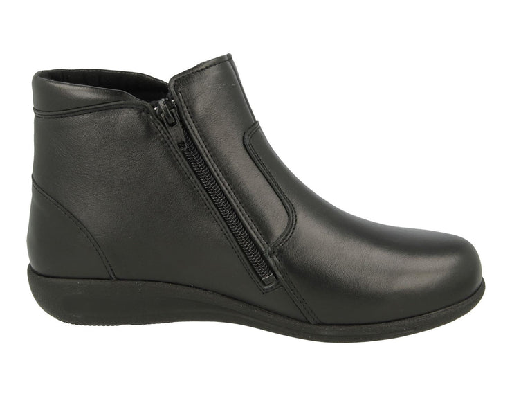 Womens Wide Fit DB Pine Boots