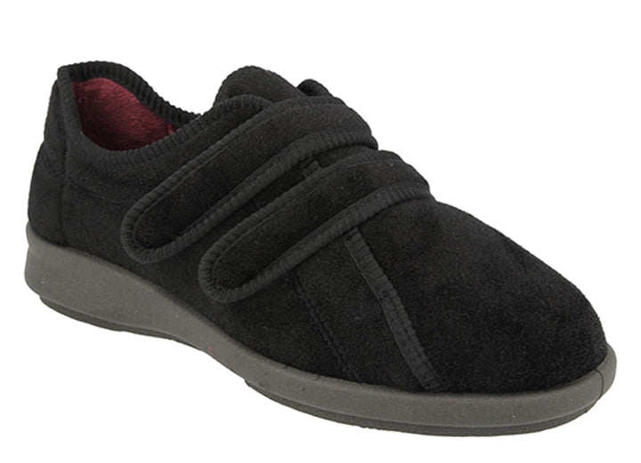 Womens Wide Fit DB Eunice Slippers