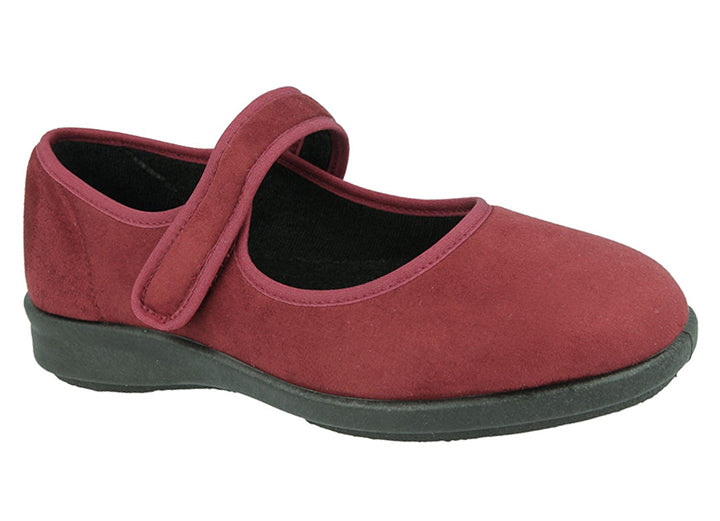 Womens Wide Fit DB Bickton Slippers