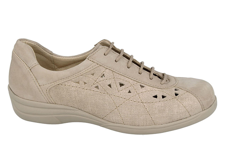 Womens Wide Fit DB Hornsea Shoes