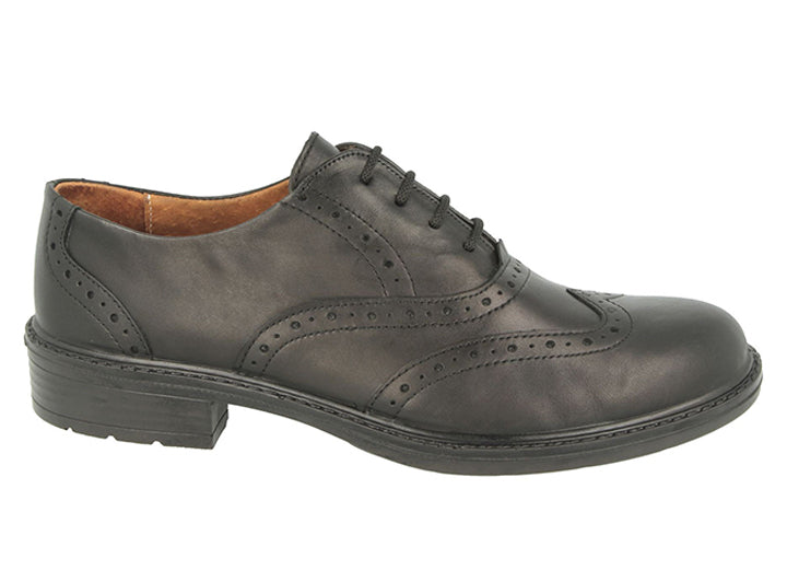Mens Wide Fit DB Keith Shoes