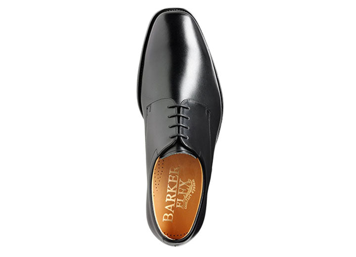Mens Wide Fit Barker Greenham Shoes