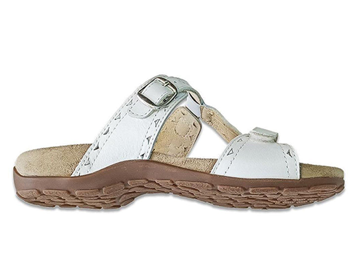 Womens Wide Fit DB Bamboo Sandals
