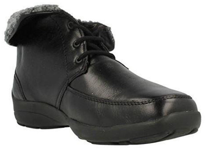 Womens Wide Fit DB Bell Boots
