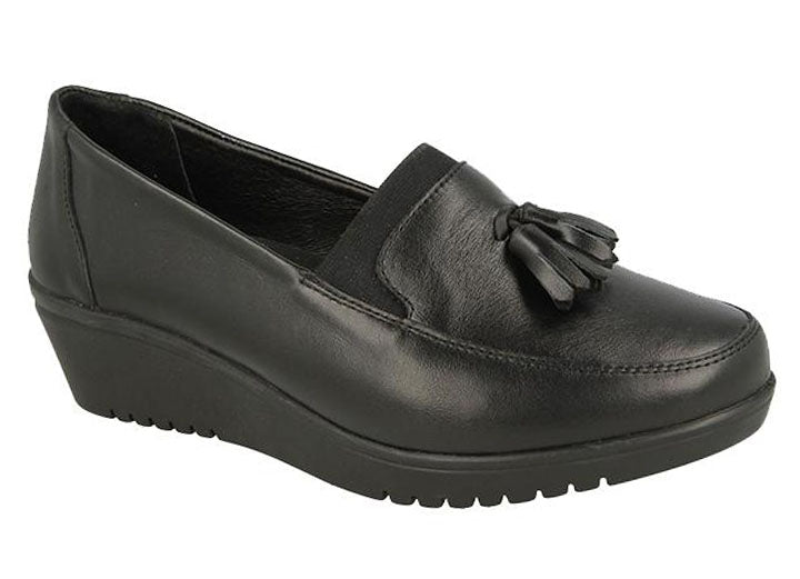 Womens Wide Fit DB Bray Shoes