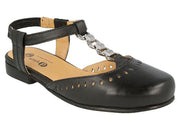 Womens Wide Fit DB Brittany Sandals