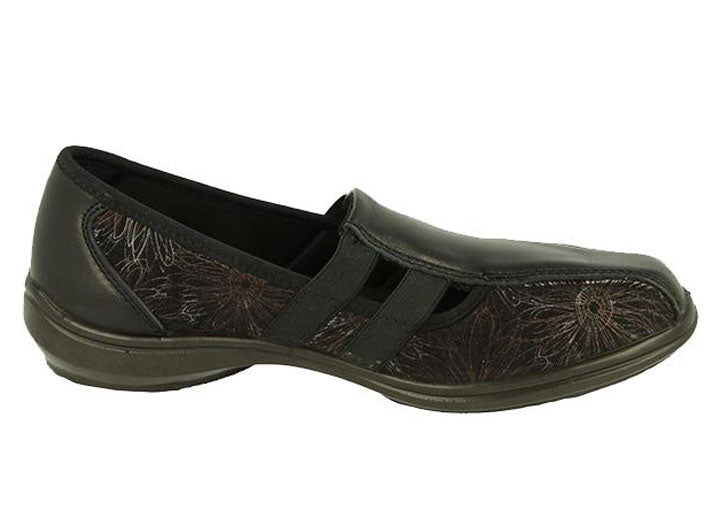 Womens Wide Fit DB Broughton Shoes