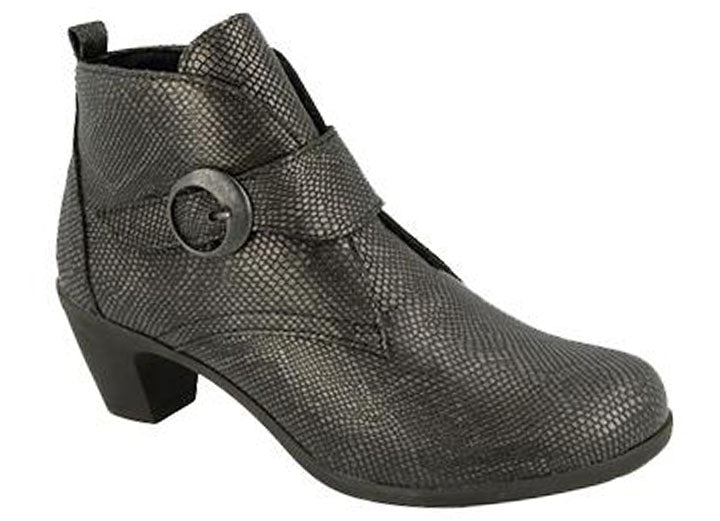 Womens Wide Fit DB Caister Boots