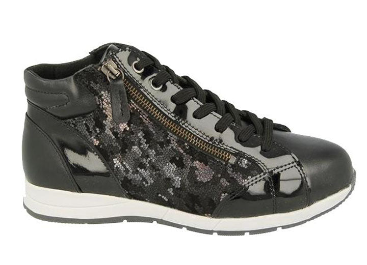 Womens Wide Fit DB Callisto Canvas Shoes