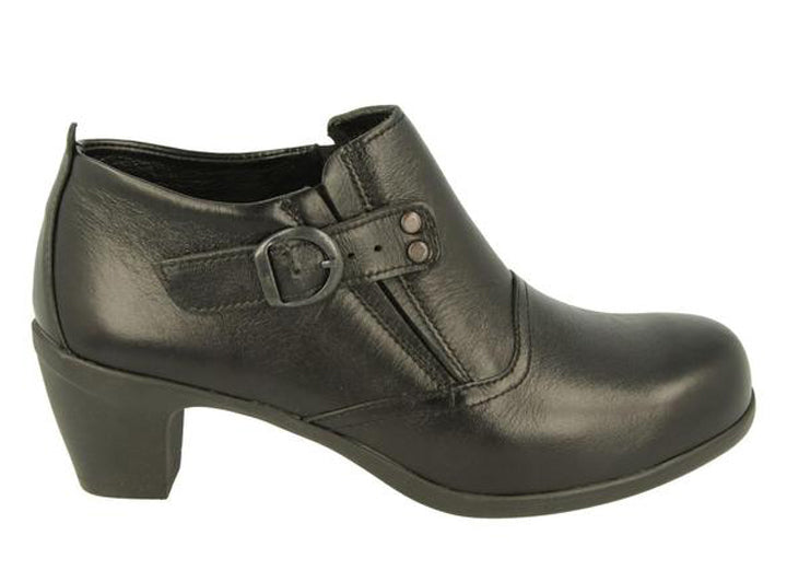 Womens Wide Fit DB Cameo Boots