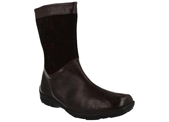 Womens Wide Fit DB Canbera Boots