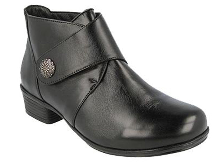 Womens Wide Fit DB Cherbourg Boots