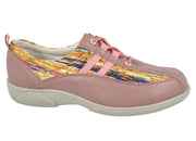 Womens Wide Fit DB Claudia Canvas