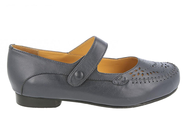 Womens Wide Fit DB Clematis Pumps