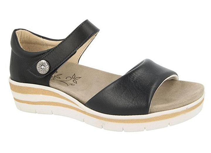 Womens Wide Fit DB Clifton Sandals
