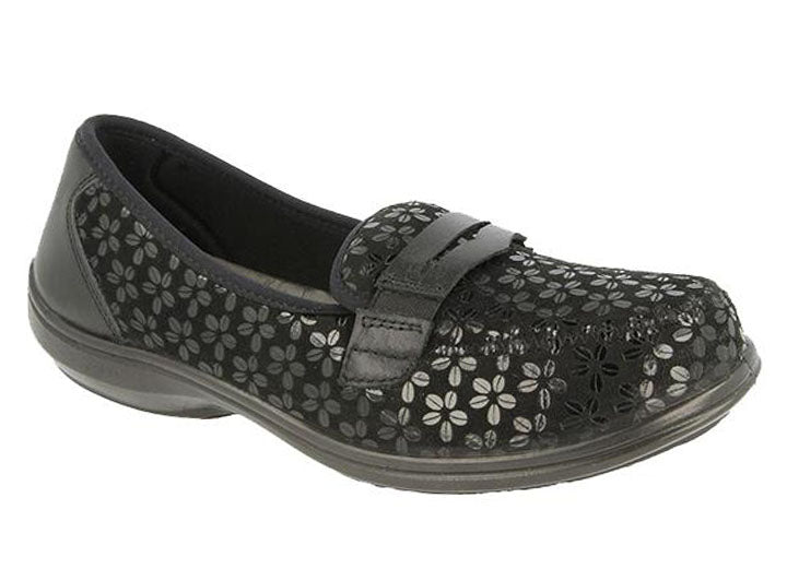 Womens Wide Fit DB Cooper Loafers