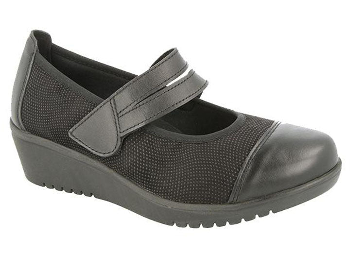 Womens Wide Fit DB Dean Shoes