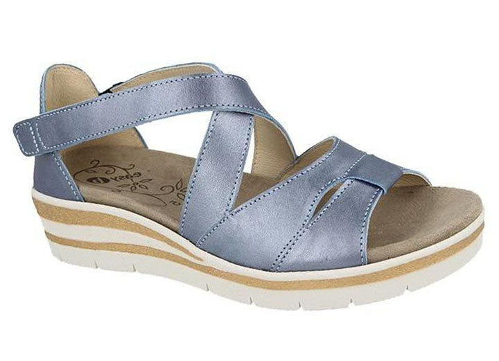 Womens Wide Fit DB Dominica Sandals