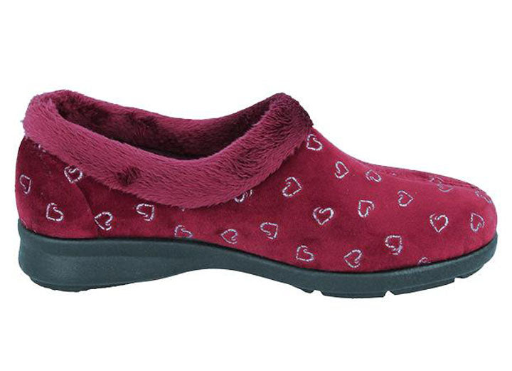 Womens Wide Fit DB Dudley Slippers