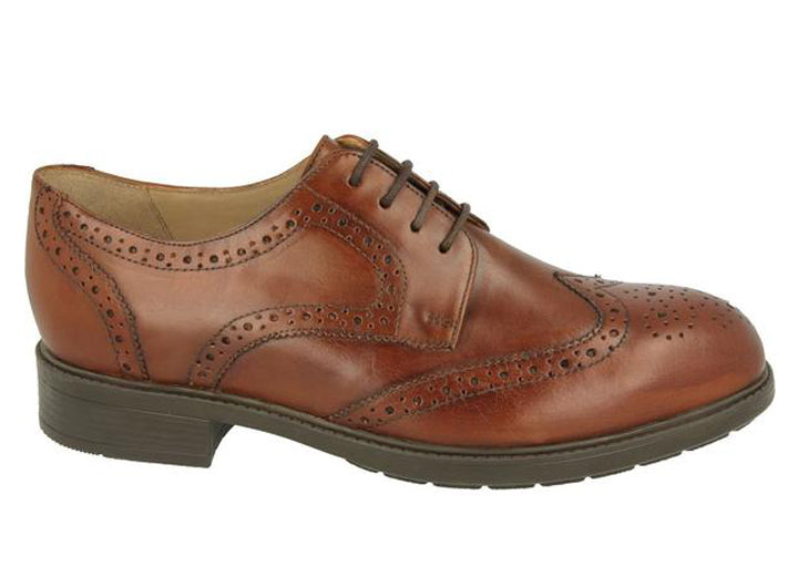 Mens Wide Fit DB Ealing Shoes