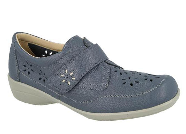 Womens Wide Fit DB Ely Shoes
