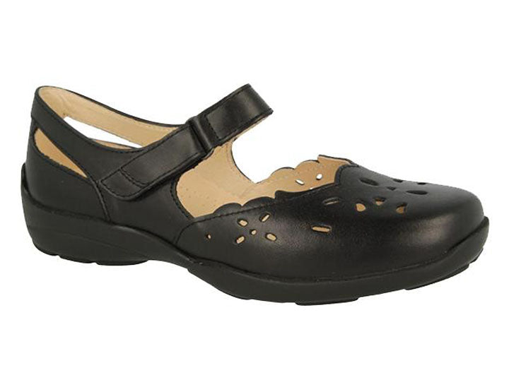 Womens Wide Fit DB Erin Shoes