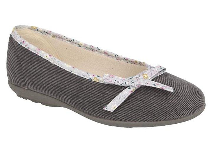 Womens Wide Fit DB Gibraltar Slippers