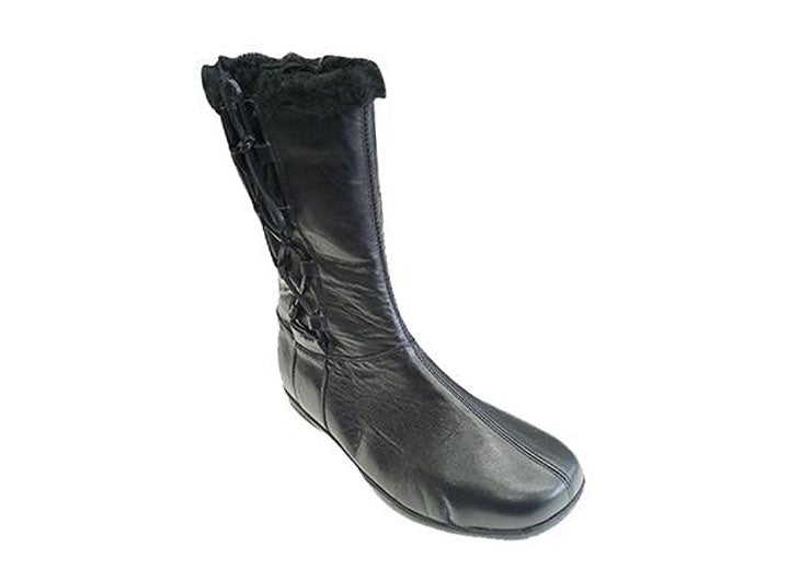 Womens Wide Fit DB Hatch Boots