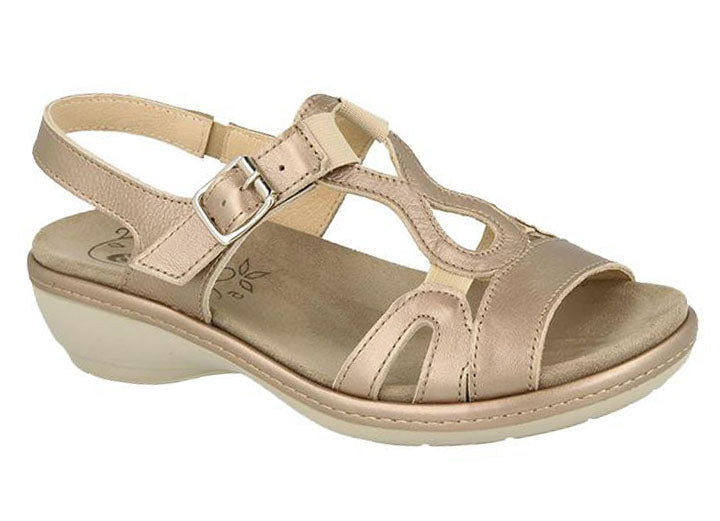 Womens Wide Fit DB Hetton Sandals