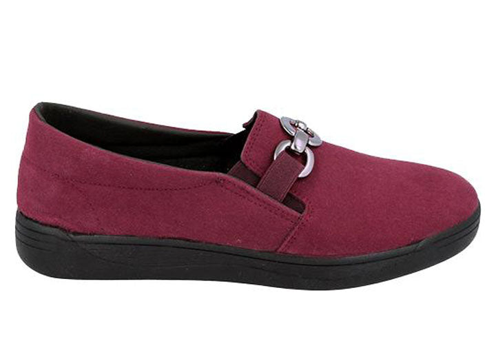 Womens Wide Fit DB Houston Shoes