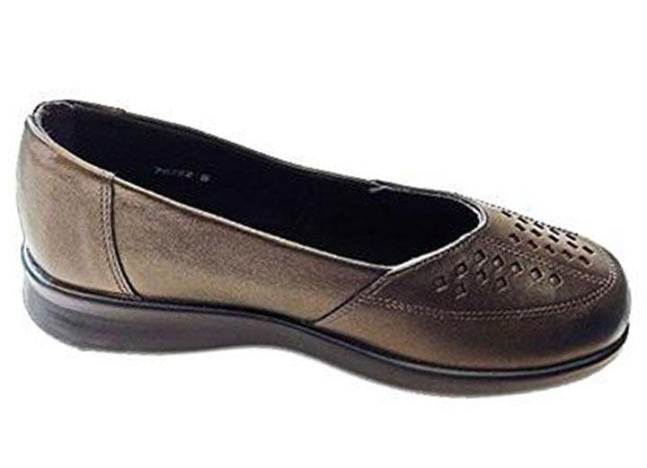 Womens Wide Fit DB Jubilee Shoes