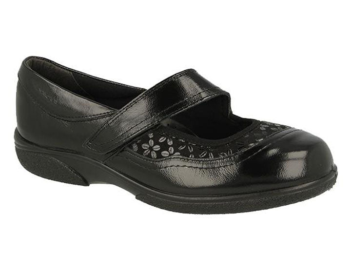Womens Wide Fit DB Kildare Shoes