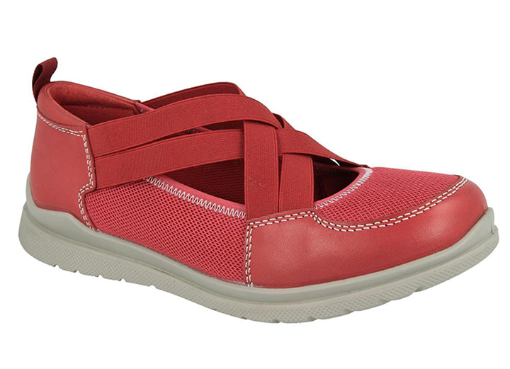 Womens Wide Fit DB Macy Shoes