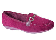 Womens Wide Fit DB Martha Slippers