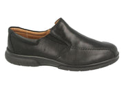 Mens Wide Fit DB Newport Shoes