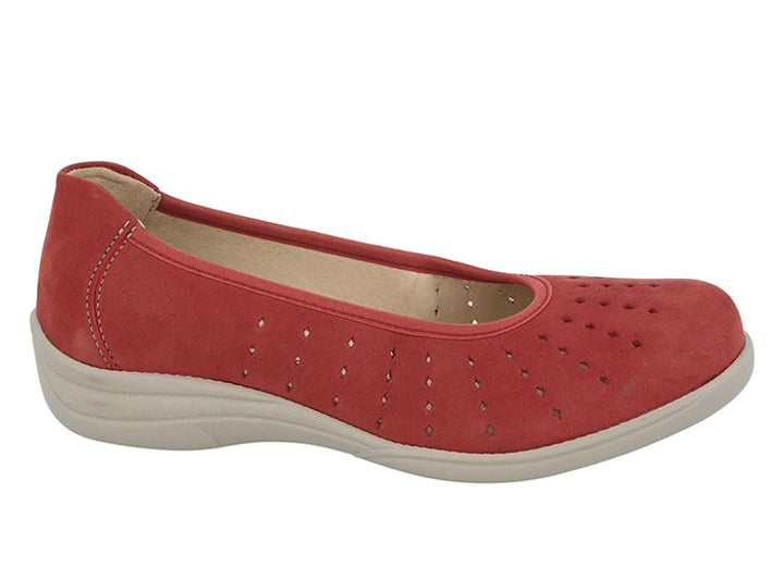 Womens Wide Fit DB Oban Shoes