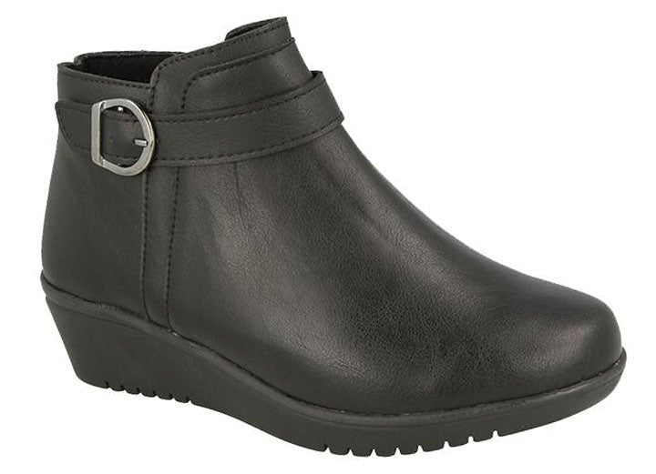 Womens Wide Fit DB Penrith Boots
