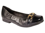 Womens Wide Fit DB Piccadilly Pumps