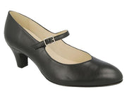 Womens Wide Fit DB Poole Shoes