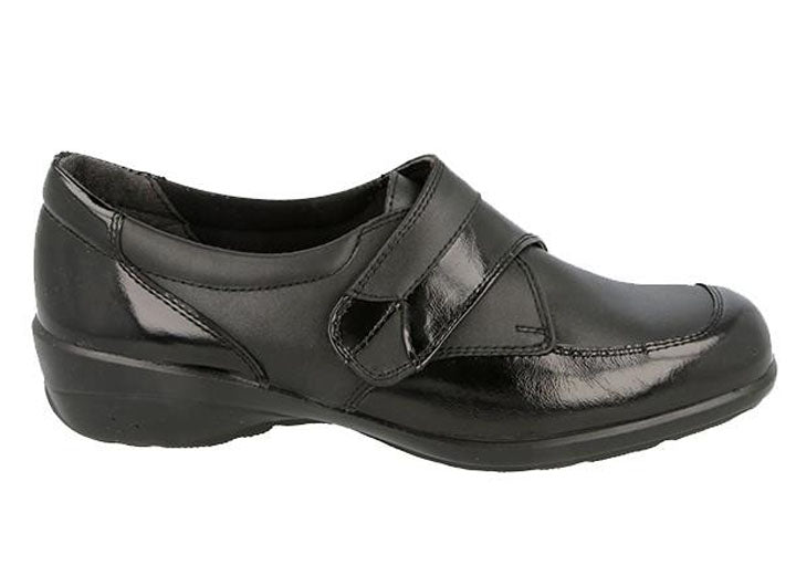 Womens Wide Fit DB Repton Shoes