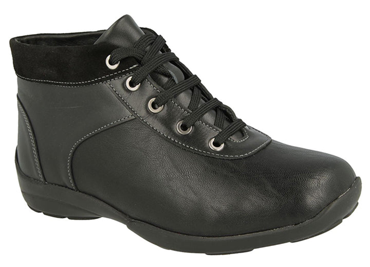 Womens Wide Fit DB Riverside Boots
