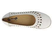 Womens Wide Fit DB Saltash Pumps