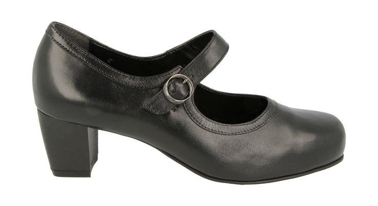 DB Ascot Womens Wide Fitting Dressy Shoes|collection_image