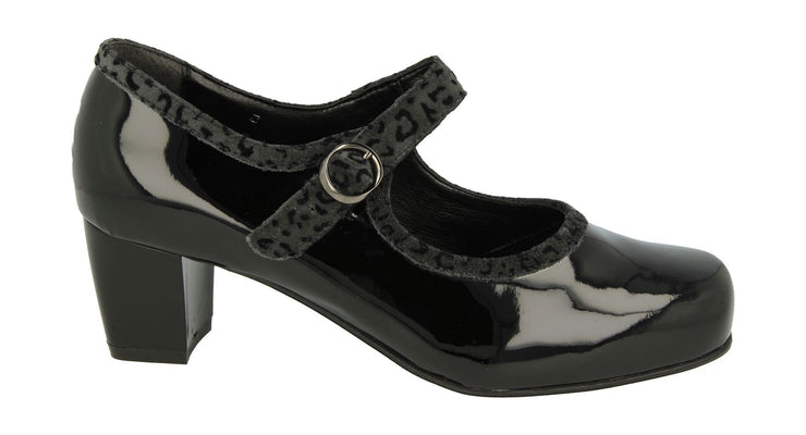 DB Ascot Womens Wide Fitting Dressy Shoes