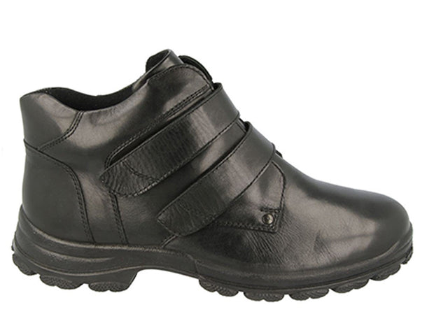 Mens Wide Leather Waterproof Walking Boots|collection_image