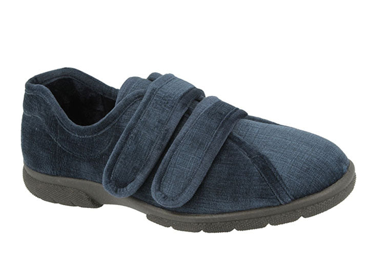 Mens Wide Fit DB Hamilton Slippers