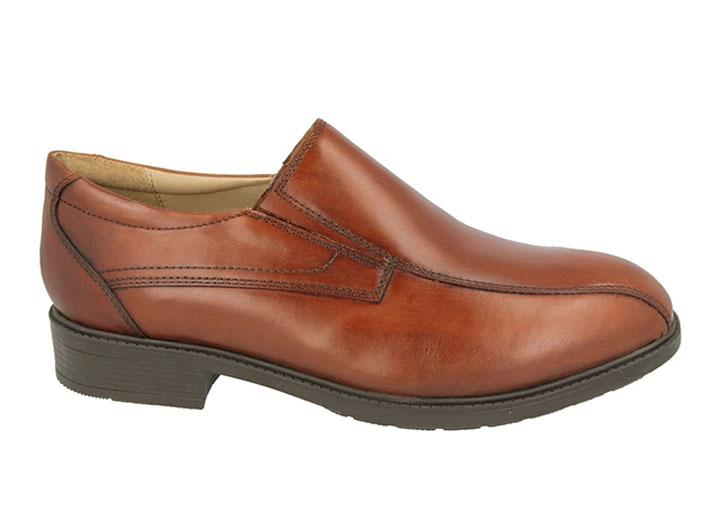 Mens Wide Fit DB Stratford Loafers